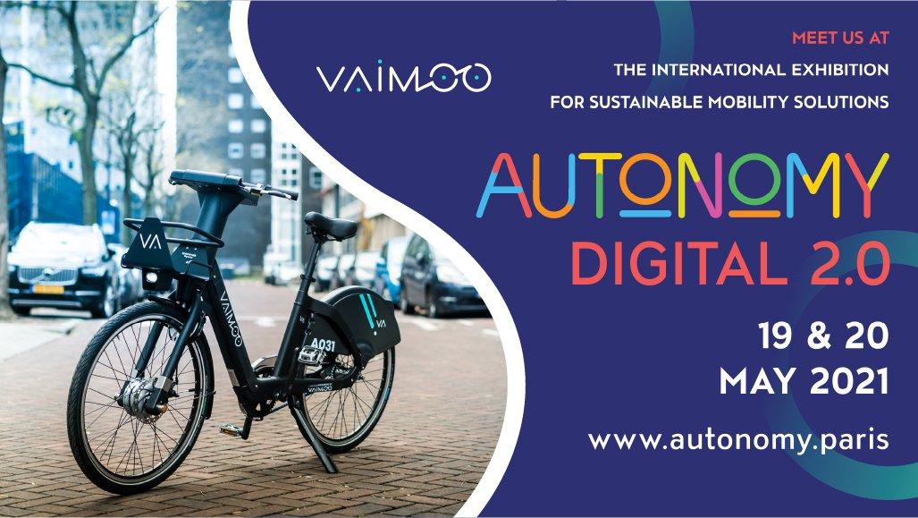 Autonomy Digital 2021 <br> <span class='eventdata'>Digital, 19-20/05/2021</span>